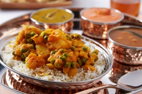 12-Dish Indian Fusion Banquet for Up to Six from Chutney Ivy, Takeaway or Delivery (Up to 56% Off)