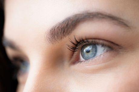 Semi-Permanent Eyelash Extensions at Tone and Tan
