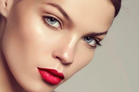 Permanent Make-up für Lidstrich, opt. Augenbrauen oder Lippenkontur bei Unique Art of Beauty (bis zu 89% sparen*)