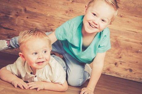 Fotoshoot voor kinderen, incl. 1 of 3 afdrukken én waardebon bij PicturePeople Fotostudios
