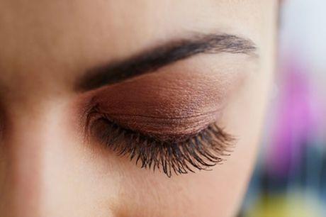 Teinture sourcils et/ou cils et épilation des sourcils, option mascara semi-permanent au centre A l'eau Bike