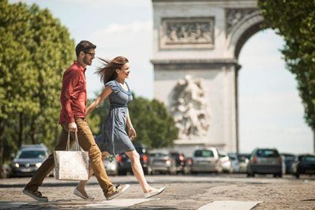 Paris : chambre double standard avec option petit-déjeuner et croisière sur la Seine pour 2 pers. à l'Hôtel Charlemagne