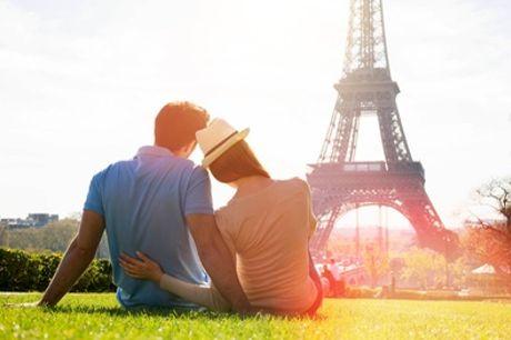 Paris : chambre double avec petit-déjeuner pour 2 personnes à l'hôtel Paris Vaugirard