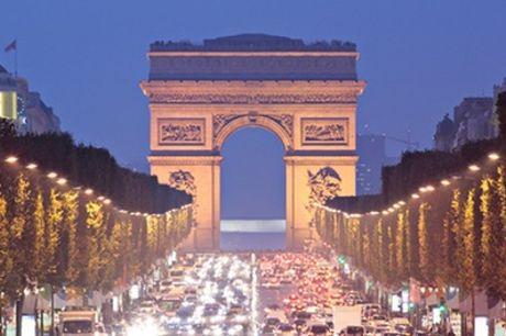 Paris : chambre Double avec option petit-déjeuner à l'Hôtel Arc Paris Porte D'Orléans pour 2