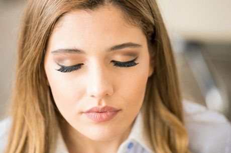 HD Brows or Cluster Party Lashes at Iconic Hair, Beauty and Nails Salon (Up to 57% Off)