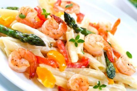 Italiaans driegangenmenu voor 2, 4 of 6 personen bij restaurant Da Claudio (vanaf € 29,99)
