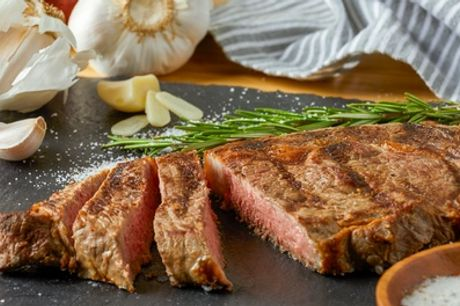 All-You-Can-Eat Chips with 500g or 1000g Rump Steak for Two at Chamuyo Steakhouse