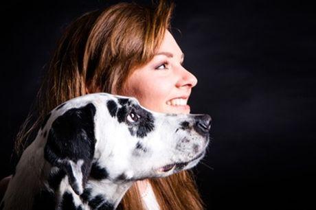 Ukkel: fotoshoot voor 1 of 2 personen met een geprinte en digitale foto bij Look People