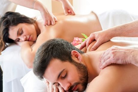 Choice of One-Hour Couples Massage at Al Shafa Clinic
