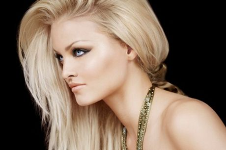 Wash, Cut and Blow-Dry at Studio 63 Hair Designers (52% Off)