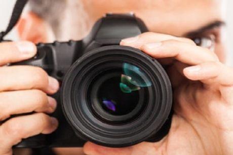 Professionele fotoshoot in de studio voor 1 of 2 personen bij Capture Moi (vanaf € 19)