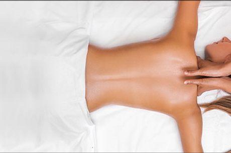 Prøv vores nye Mixmassage, som er et nytænkende koncept indenfor massagebehandling ♥ - 60 min mixmassage + 60 min fiskespa til en ven hos Århus Fiskespa, værdi kr. 1100,-