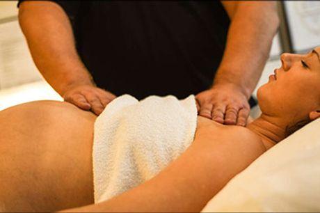 Få lindret dine graviditetsgener med skøn velvære! - Gravidmassage inkl. fodbad og fodmassage hos Change your life, varighed 90 min., værdi kr. 700,-