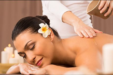 Skab et sundt legeme og et sundt sind! - 45 min. Ayurvedic Indian massage hos ReGenerating KLINIK, værdi kr. 800,-