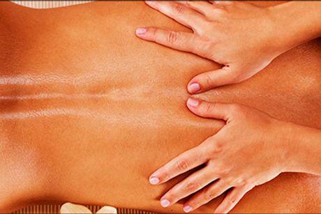 Afstressende massage med healing inkl. tantriske elementer for KVINDER - Massage for kvinder hos ReGenerating Klinik, værdi kr. 1200,-