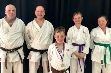 Two Months of Karate Training for One or Two at Ruach Karate