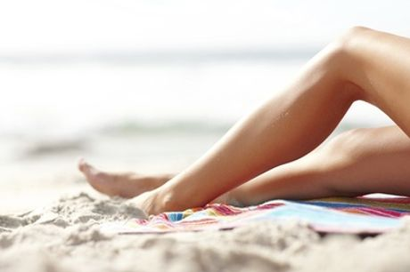 Three Sessions of Laser Hair Removal on Small, Medium or Large Area at Rasele Beauty