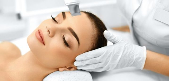 One or Three Microdermabrasion Facials at Sky Clinic