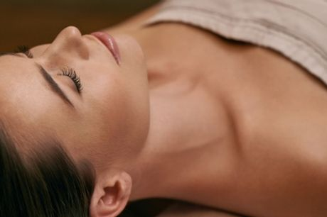High Frequency or Cold and Hot Hammer Facial Treatment at Beautiful Angels