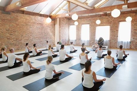 Five 90-Minute Yoga Classes at Yoga by Star Webb