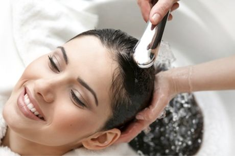 Wash, Cut and Blow-Dry at Beauty with Clare