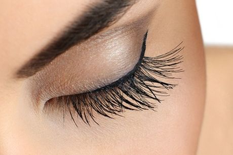 Eyelash Lift and Tint with Optional Eyebrow Shape and Tint at HSB Hair Style Beauty