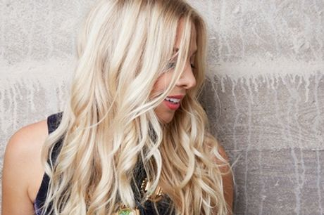 Half Head of Highlights with Cut, Blow-Dry and Conditioning Treatment at Allure Academy and Spa (Up to 79% Off)