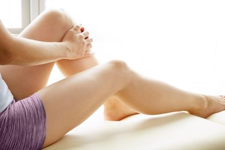 Three or Six Sessions of Laser Hair Removal at Moda Donna Beauty Clinics