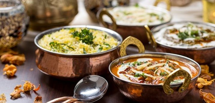 Three-Course Indian Meal with Sides and Glass of Wine for Two or Four at Spicewoods Solihull