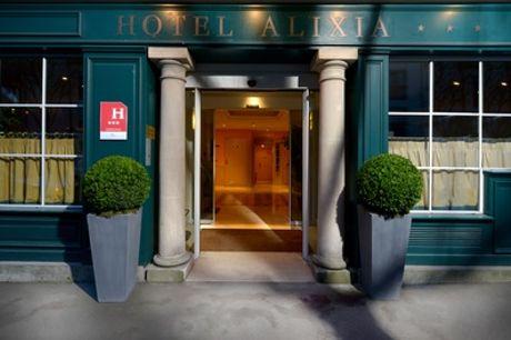 Bei Paris: Standard-Doppelzimmer für Zwei mit Frühstück und opt. mit Minibar, im 4* Hotel Alixia