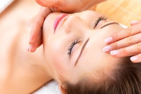 30-Minute Head Massage with Optional 30-Minute Back, Neck and Shoulder Massage at Relax Island (Up to 50% Off)