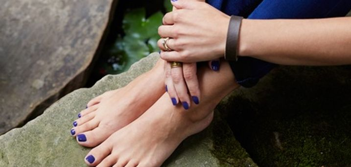Gel Overlay Nails on Hands or Feet or Both at Diva Nail Studio Long Eaton