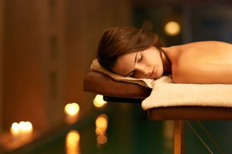 25- or 55-Minute Swedish or Bamboo Massage at Oceana Day Spa
