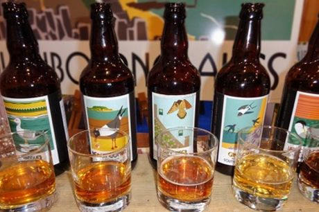 Brewery Tour with Beer Tasting for Up to 16 People at Poole Hill Brewery Southbourne Ales