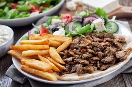 Driegangen keuzemenu bij Grieks Restaurant Olympia in Boskoop (vanaf 2 personen)