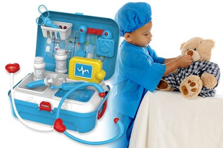 £12.99 instead of £39.99 (from MBLogic) for a play toy set with backpack - save 68%