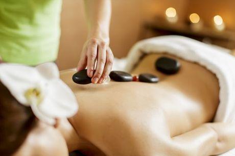 Já experimentou uma massagem de pedras quentes? Se ainda não nem imagina o quão relaxante é. Se já experimentou, aqui está uma ótima oportunidade para repetir: massagem de pedras quentes em Lisboa por apenas 19,90€.