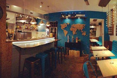 Saboreie o Douro em Lisboa, conheça o Wine Bar Grau Douro, prove os bons vinhos da região do Douro e petisque queijos e enchidos da região de Lamego. Menu para 2 pessoas por apenas 24,90€.