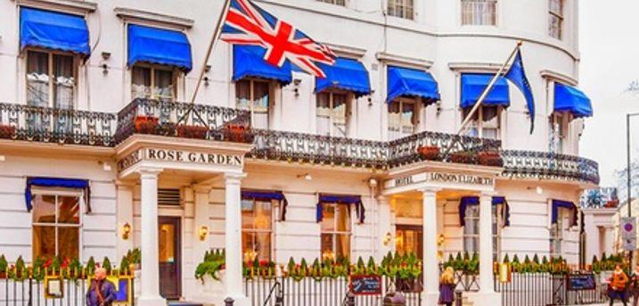 London: Classic- oder Deluxe-Doppelzimmer für Zwei, opt. Frühstück, Nachmittagstee und Dinner, im London Elizabeth Hotel