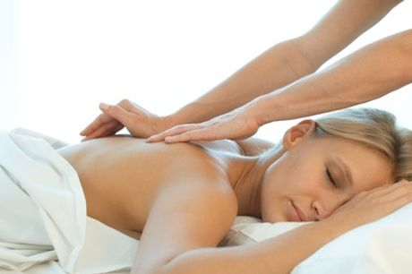 Choice of 30- or 60-Minute Massage at JK Hair and Beauty Salon