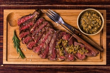 All-You-Can-Eat Brazilian Steak Buffet Up to Four at Brazil Grill