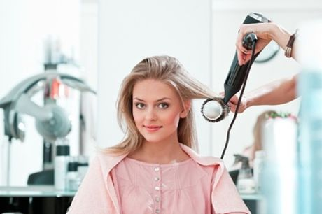 Shampoing, coupe, coiffage (séchage) pour 1 personne dès 19,90 € au salon de coiffure Coup'Evasion