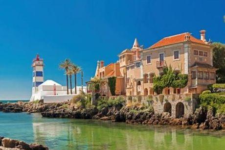 Este Tour combina a visita aos locais mais belos que podemos encontrar nas proximidades de Lisboa: Queluz + Sintra + Cabo da Roca + Cascais e Estoril. Experiência até 4 pessoas por apenas 198,90€.
