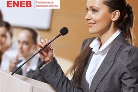 Mestrado Online em Comunicação Empresarial e Corporativa da Escola de Negócios Europeia de Barcelona (Titulação Universitária) por 257€.