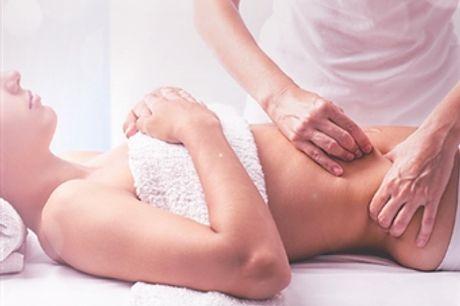 Pack Massagem Redutora 2 Sessões na GET IT Clinic no Cacém desde 45€.