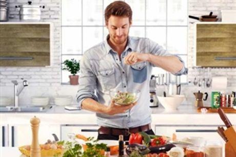 Curso Online de Cozinha Internacional por 21.50€ com Certificado no iLabora. Torne-se num Chef de Cozinha de Referência entre os seus Amigos!
