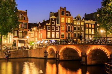 Amsterdam: tweepersoonskamer incl. ontbijt en parkeren bij Best Western Plus Amstelveen