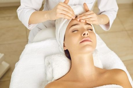 Basic or Luxury Facial with Steamer at Rebecca's Nails, Hair and Beauty