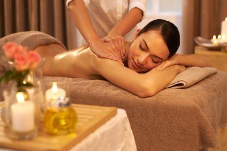 Etterbeek: massage van 60 of 90 minuten naar keuze bij Zen Massage Therapy