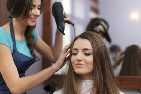 Ladies' Wash, Cut and Blow-Dry at Toni and Cut